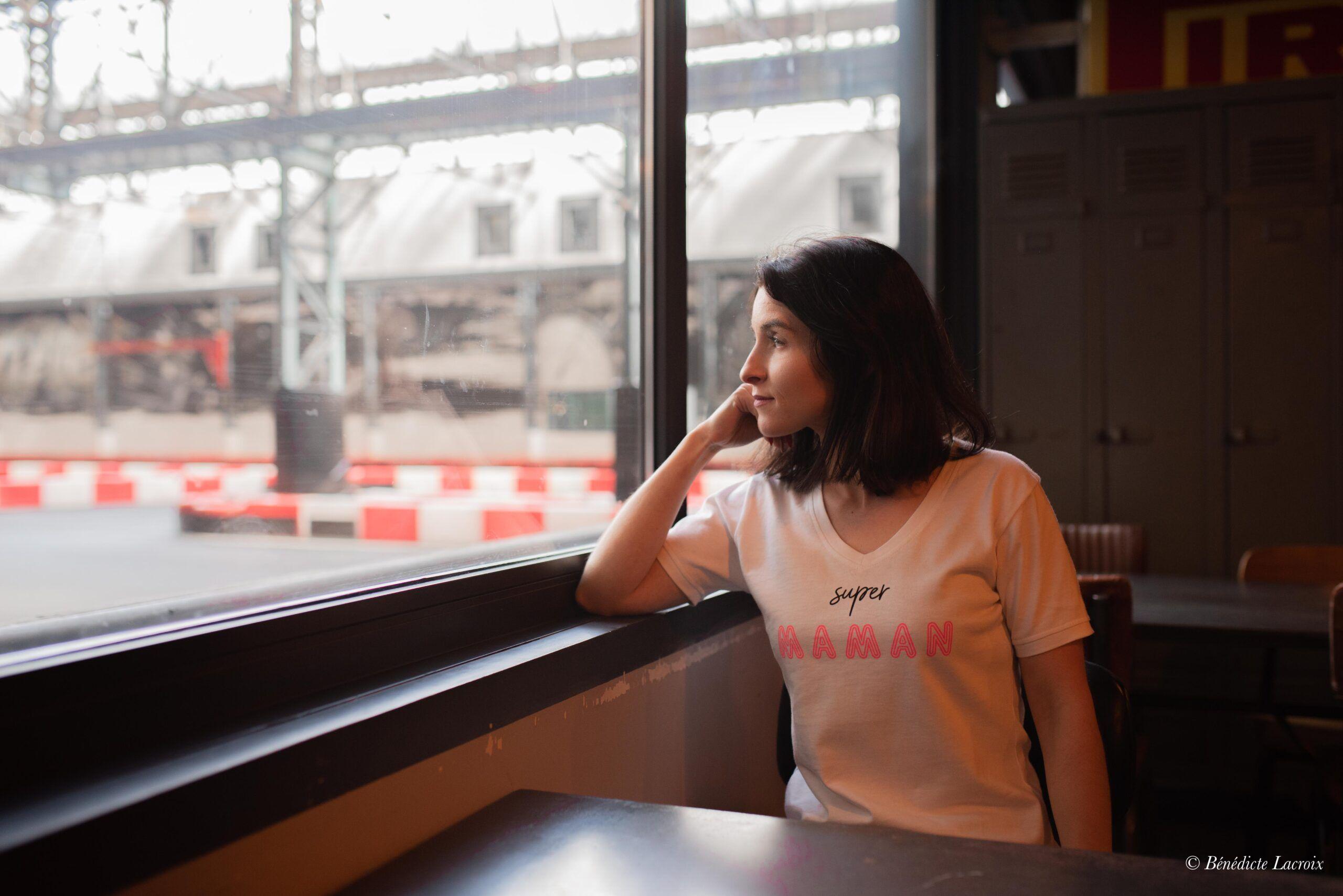 T-shirt Isabelle spécial 1 extérieur Seize point neuf