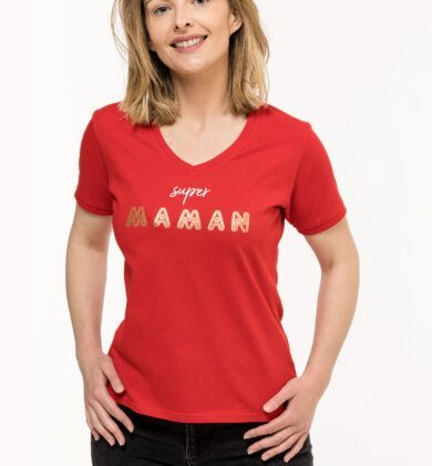 T-shirt Isabelle spécial 2 Seize point neuf