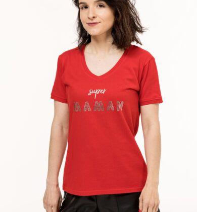 T-shirt Isabelle spécial 3 Seize point neuf