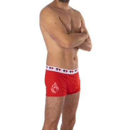 Boxer vendéen rouge seize point neuf